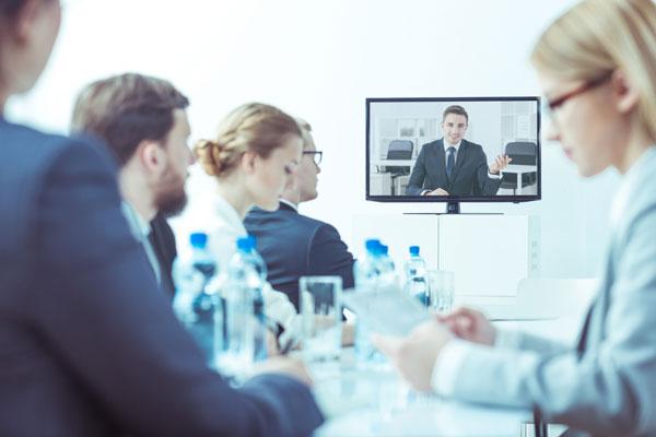 como fazer videoconferência